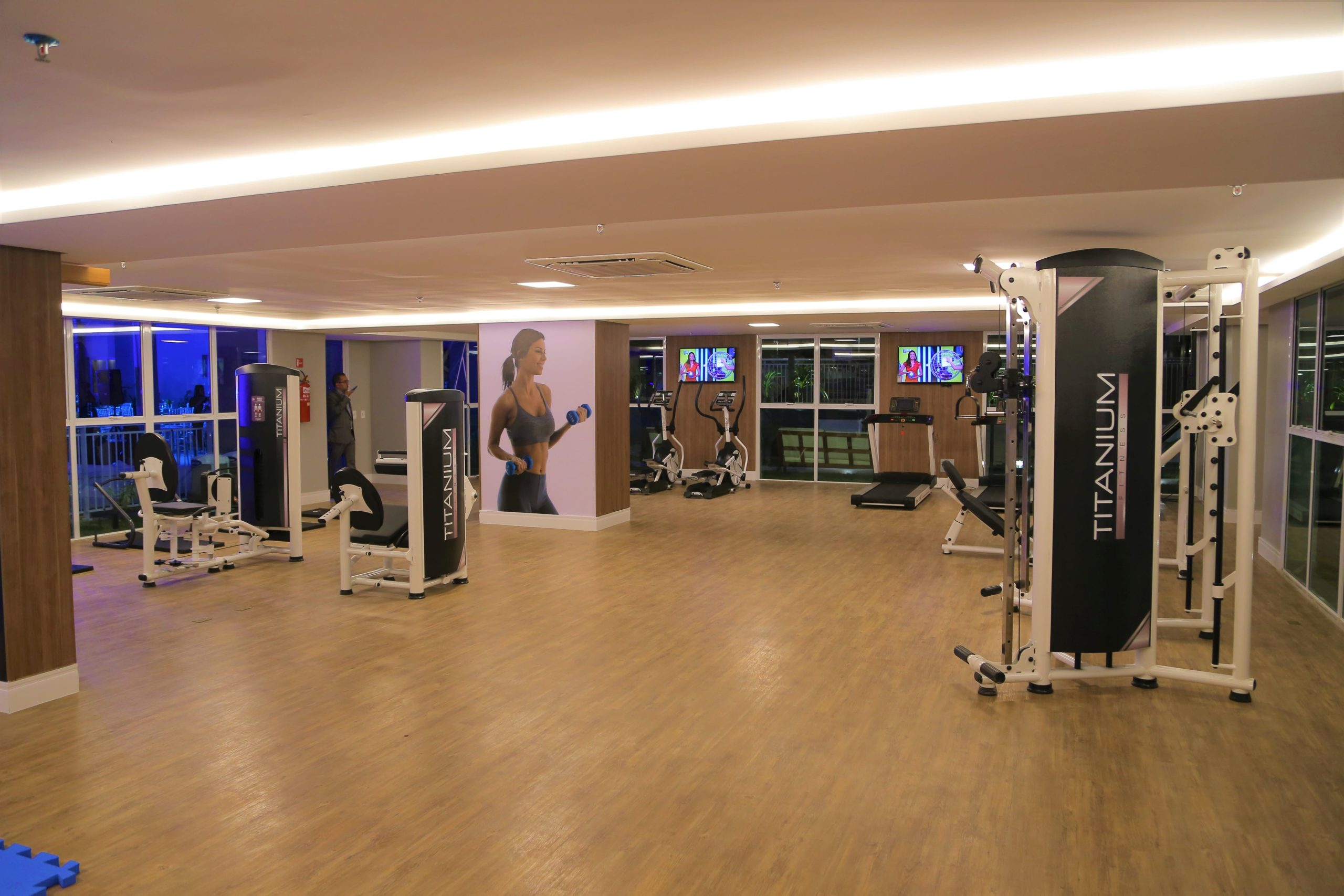Fitness Center Reebok