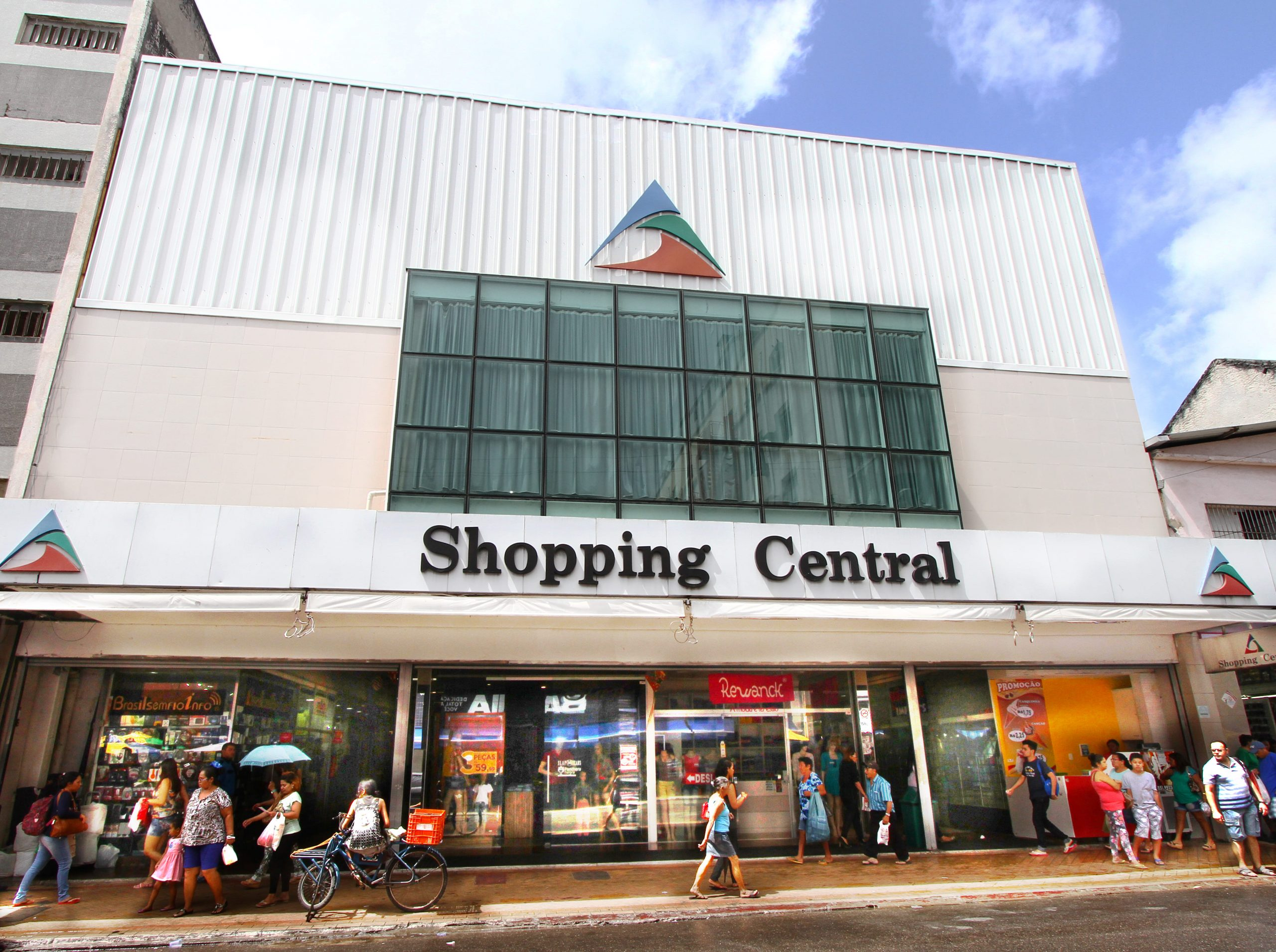 SHOPPING CENTRAL