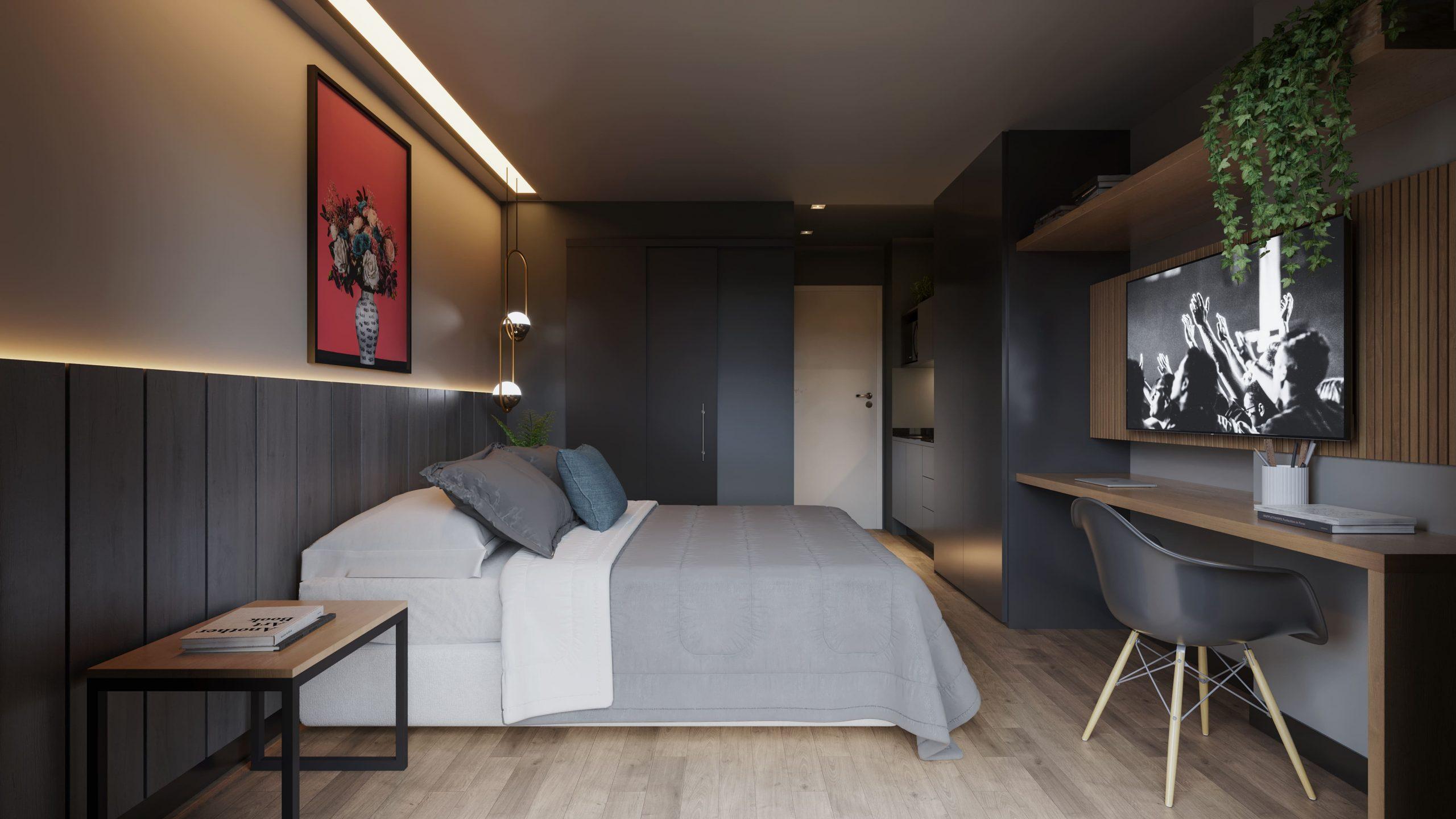 Studio 21,40m²